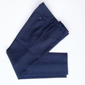 Reiss navy slacks